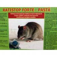 Pastă momeala raticida, Ratistop Forte, 10 kg