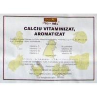 Calciu vitaminizat, aromatizat Pro-Mix, 5kg
