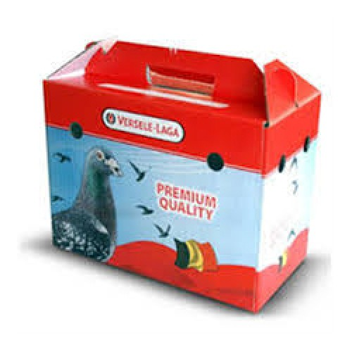 Cutie transport porumbei
