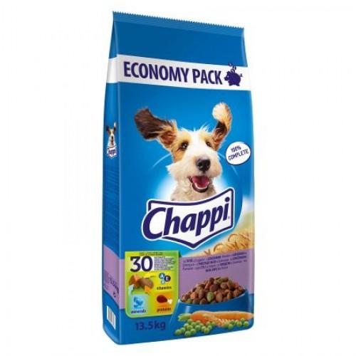 Hrană uscată pentru câini, Chappi, 13,5kg