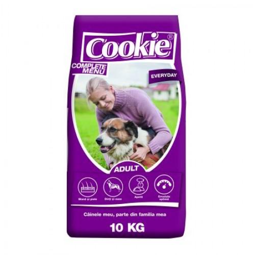 Hrană uscată pentru câini, Cookie Everyday, 10kg