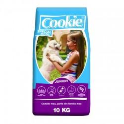 Hrană uscată pentru câini, Cookie Junior, 10kg