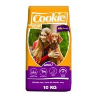 Hrană uscată pentru câini, pui, Cookie, 10kg