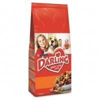 Hrană uscată pentru câini, Darling, 10kg
