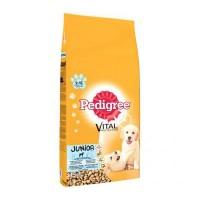 Hrană uscată pentru câini, Pedigree Junior, 15kg