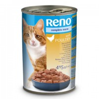 Conservă  pentru pisici, pui, 415g